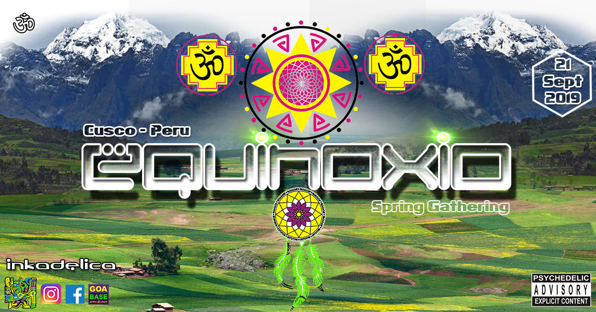 Equinoxio - Spring Gathering 21 Sep '19, 18:00