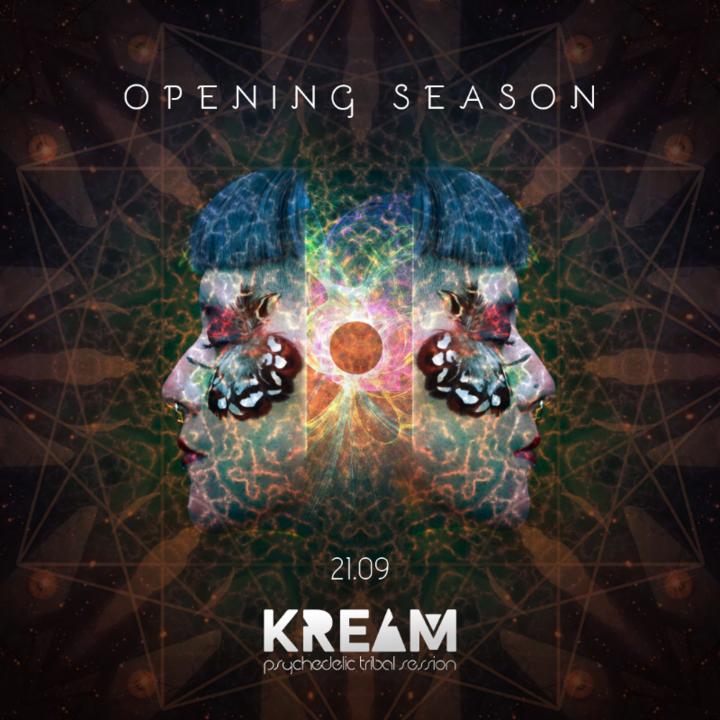 KREAM Opening Season 21 Sep '19, 23:30