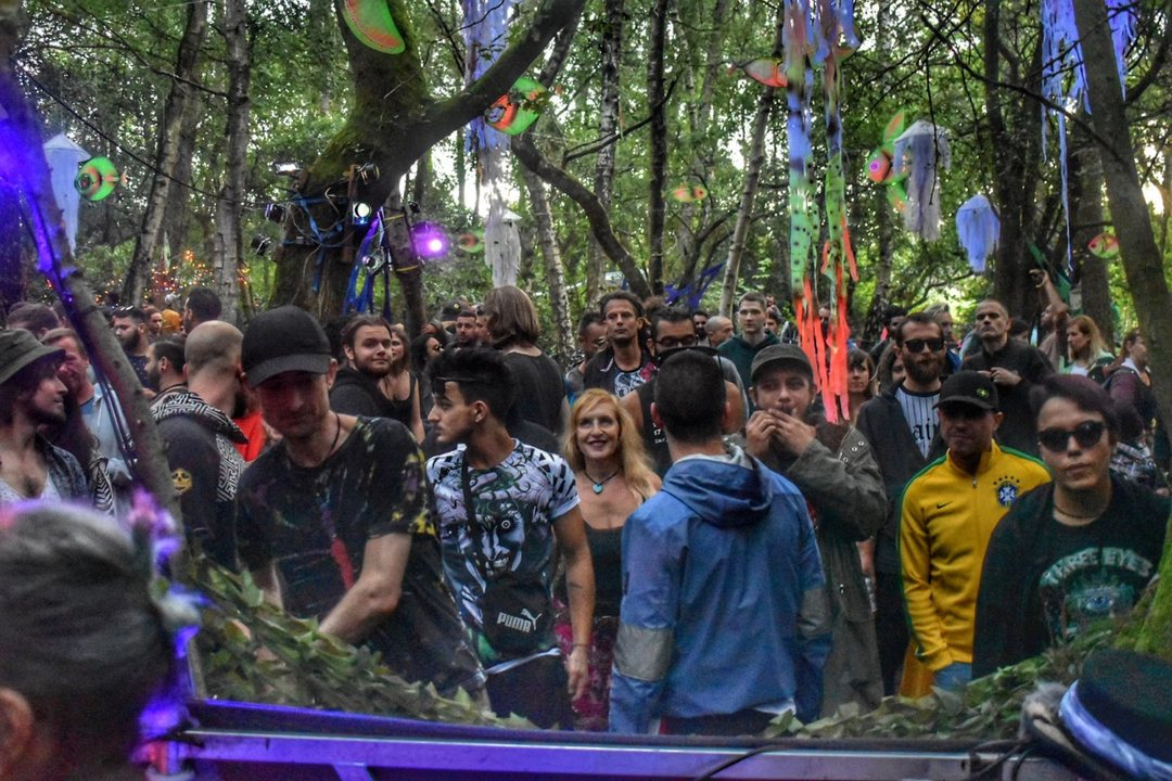 The Psychedelic Way Forest Gathering 21 Sep '19, 23:30