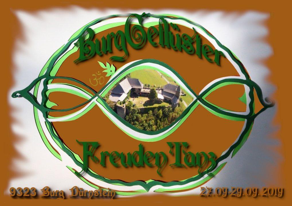 BurgGeflüster FreudenTanz 27 Sep '19, 20:00