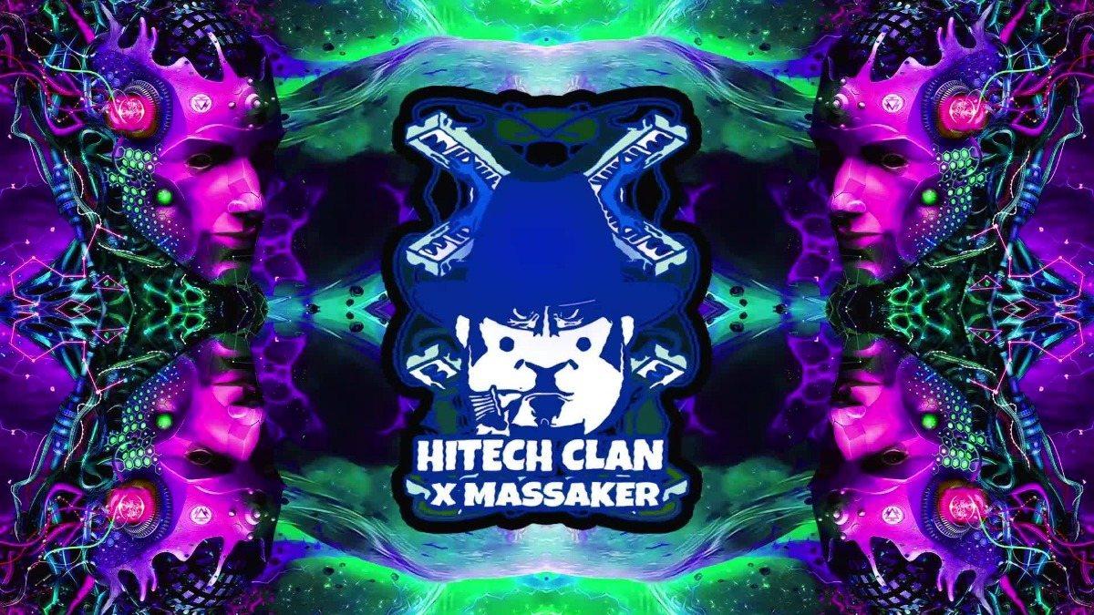 Hitech Clan x Hightech Massaker 27 Sep '19, 23:00