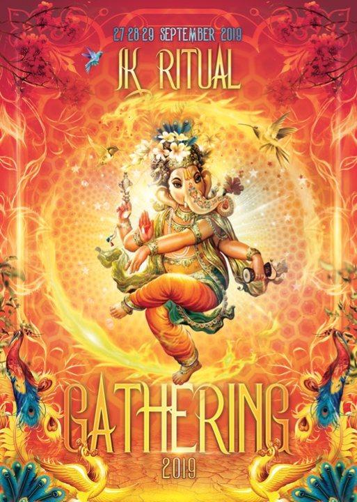 IK Ritual Gathering 2019 27 Sep '19, 16:00