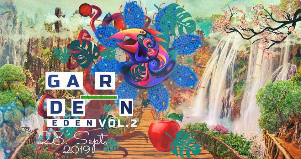 Garten Eden part II (Day `n` Night Dance) 28 Sep '19, 12:00