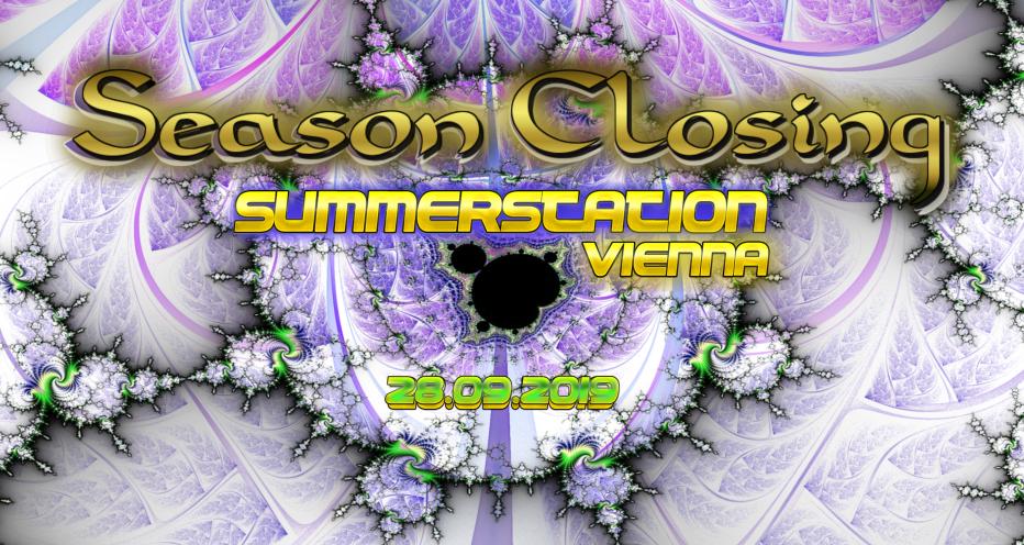 Season Closing at ॐ Summerstation ॐ 28 Sep '19, 14:00