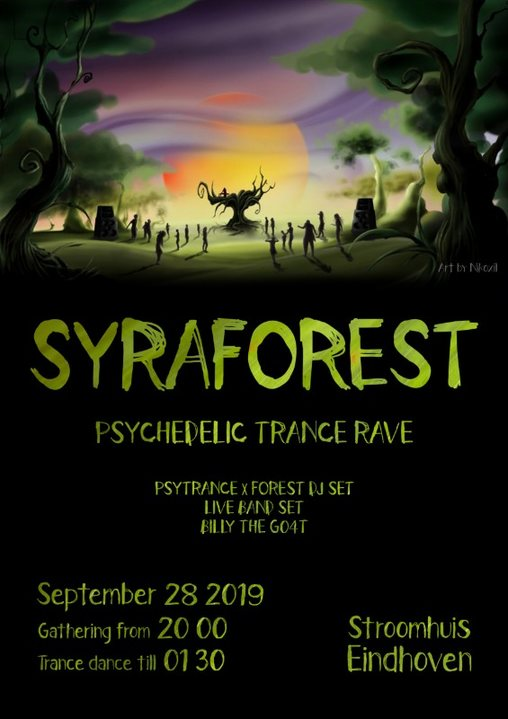 Syraforest I 28 Sep '19, 20:00