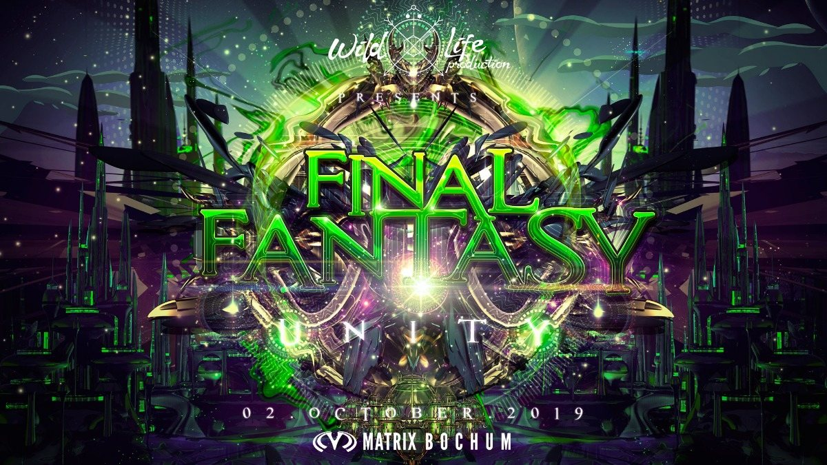 "Final~Fantasy ""Unity"" 2 Oct '19, 22:00"
