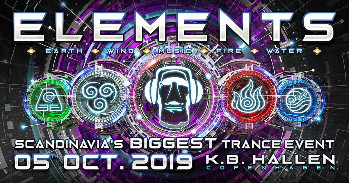 ELEMENTS 2019 5 Oct '19, 20:00
