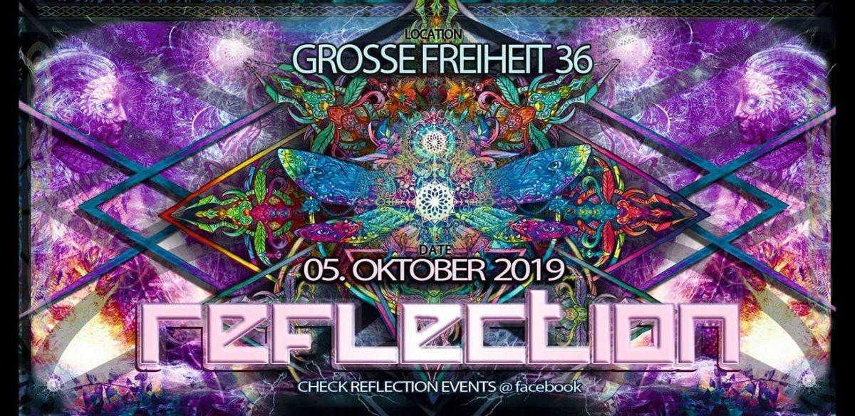Reflection 5 Oct '19, 22:00
