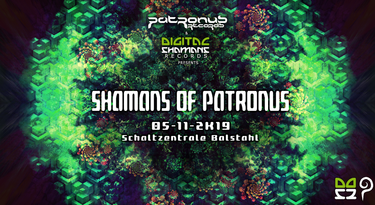 Shamans of Patronus 5 Oct '19, 22:00