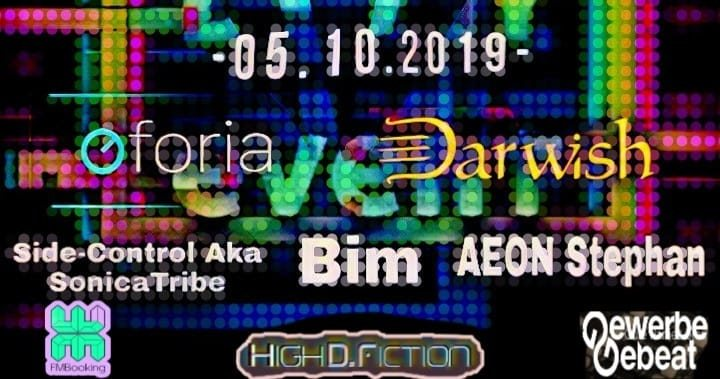 Special B-day event , 29 Jahre Grube 5 Oct '19, 22:00