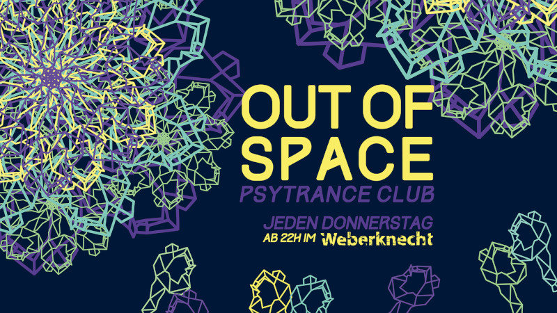 OUT of SPACE 10 Oct '19, 22:00