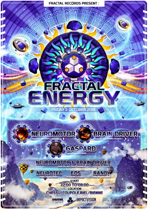 Fractal Energy 2019 11 Oct '19, 22:00