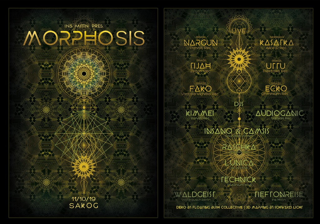 INS MITTN ● Morphosis ● Sakog 11 Oct '19, 22:00