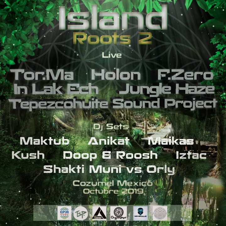 Island ROOTS 2 12 Oct '19, 22:00