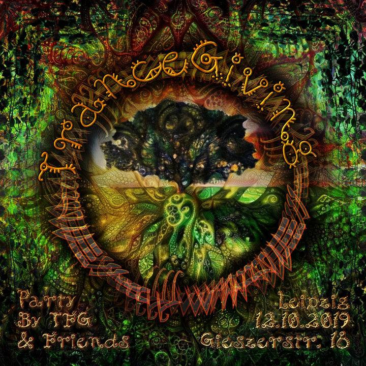 Trancegiving 12 Oct '19, 22:00