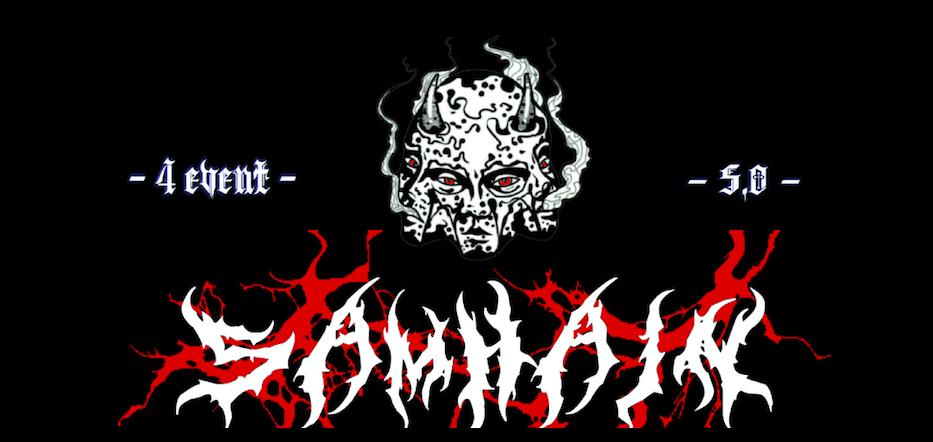 Blockula 5.0 - Samhain ✢ Indoors ✢ 18 Oct '19, 22:00