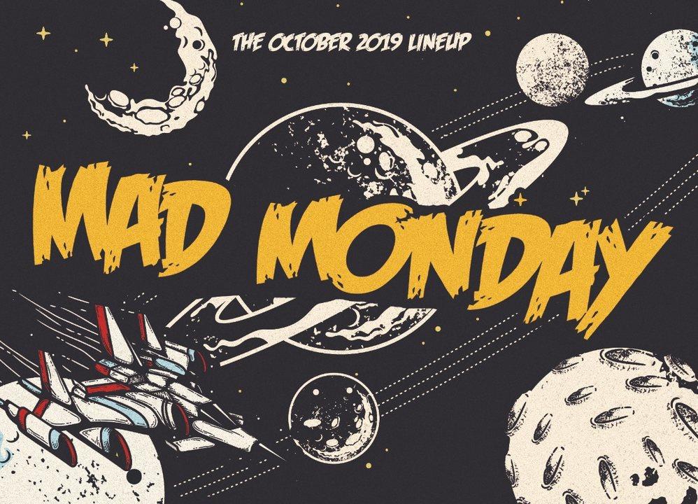 Mad Monday • presents Discipline Showcase 21 Oct '19, 23:00