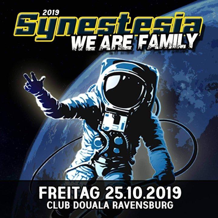 Synestesia - We Are Family 25 Oct '19, 22:00