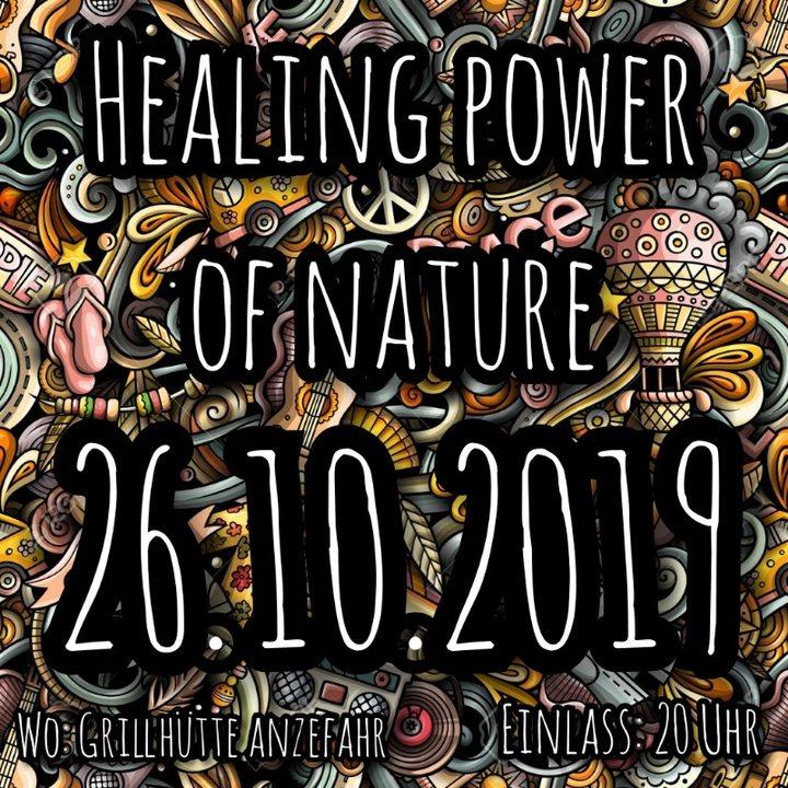 Healing power of nature 26 Oct '19, 20:00