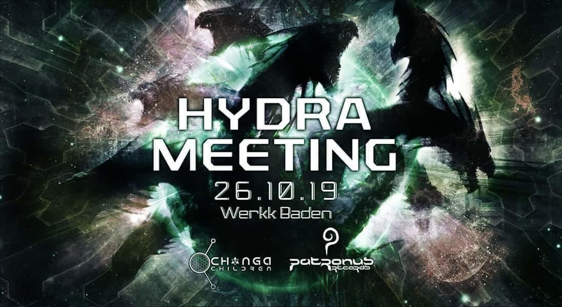 Hydra Meeting 26 Oct '19, 14:00
