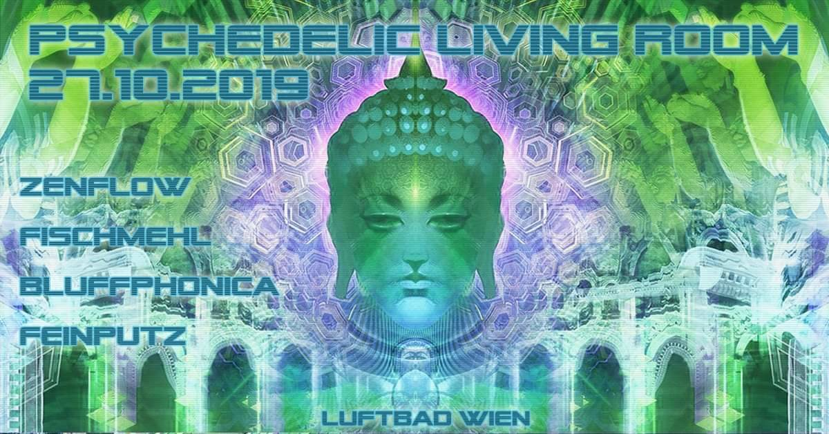 Psychedelic Living Room 27 Oct '19, 22:00