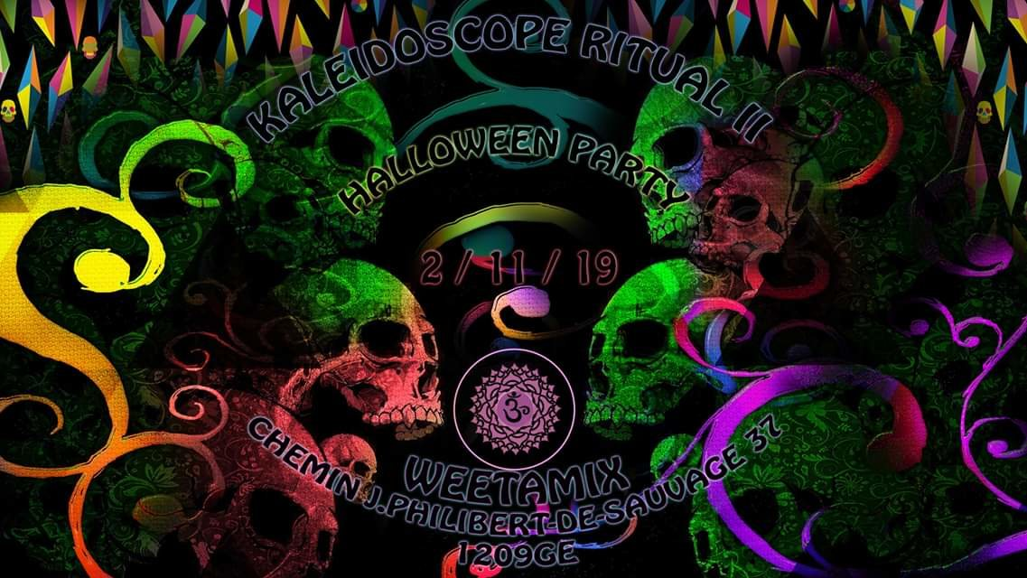 Kaleidoscope Ritual 2 2 Nov '19, 23:00