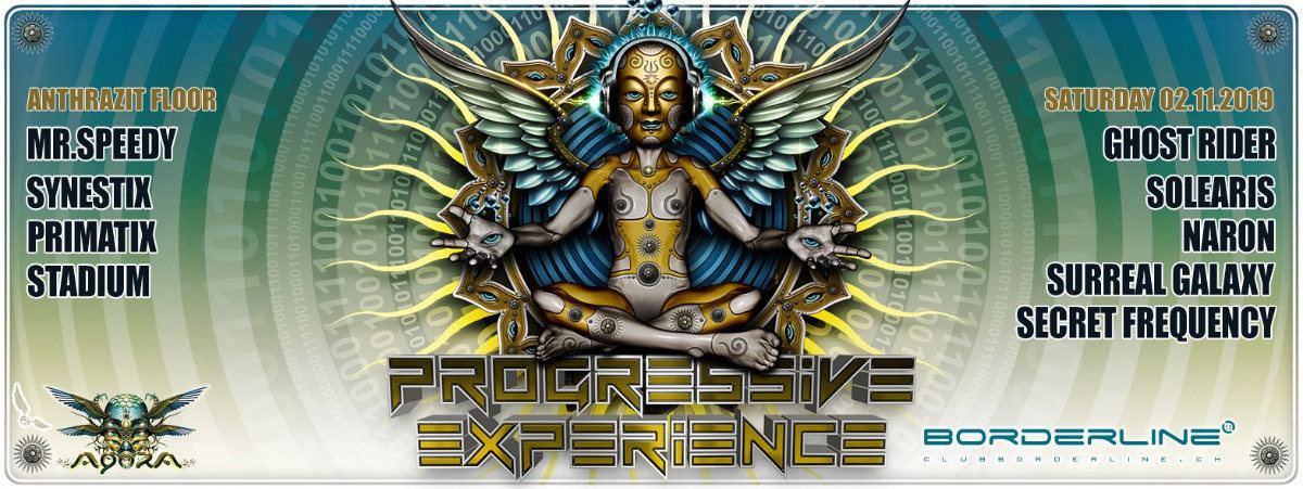 Progressive Experience with Ghost Rider 2 Nov '19, 23:00