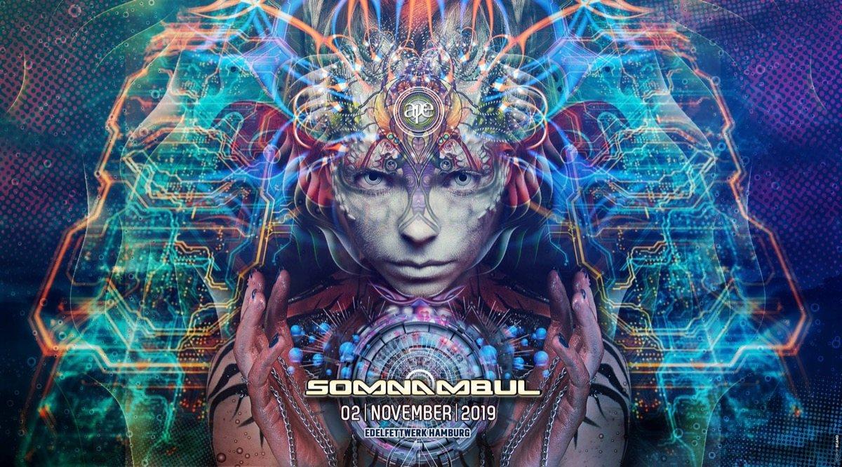 SOMNAMBUL 2019 2 Nov '19, 21:00