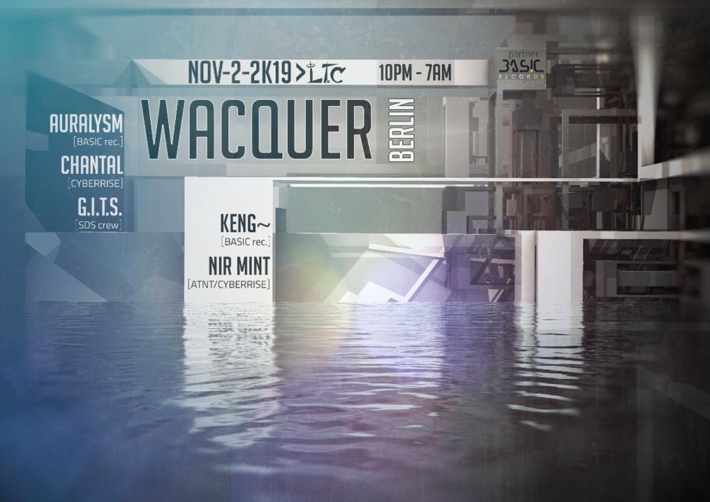 Wacquer 2 Nov '19, 22:30