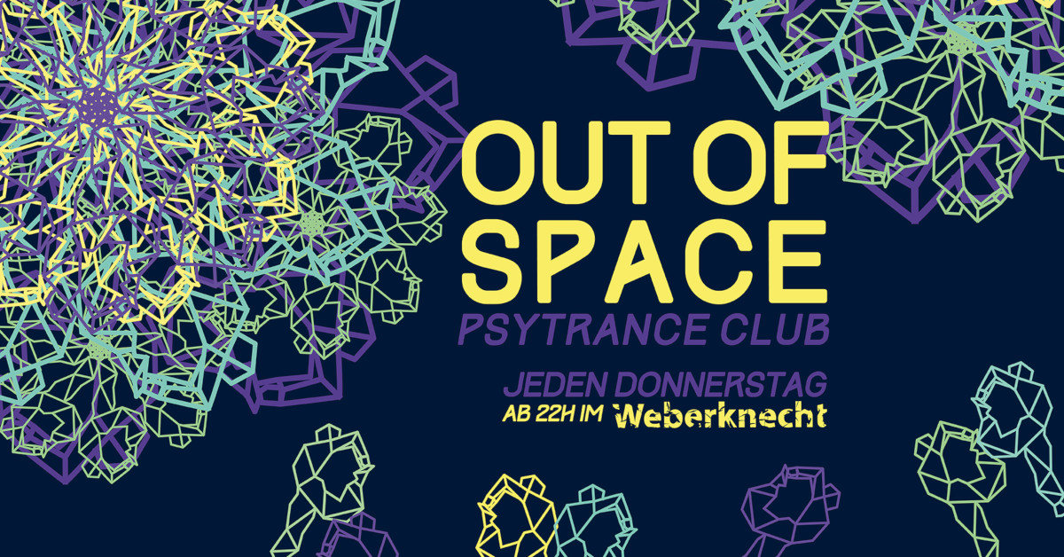 OUT of SPACE 7 Nov '19, 22:00