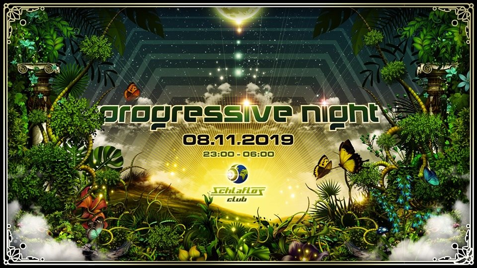 Progressive Night mit Ranji & Querox 8 Nov '19, 23:00