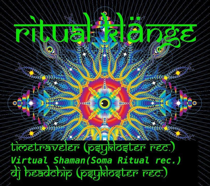 Ritual Klänge 8 Nov '19, 23:00