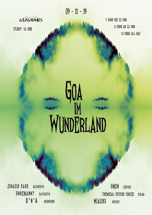 Goa im Wunderland 9 Nov '19, 16:00