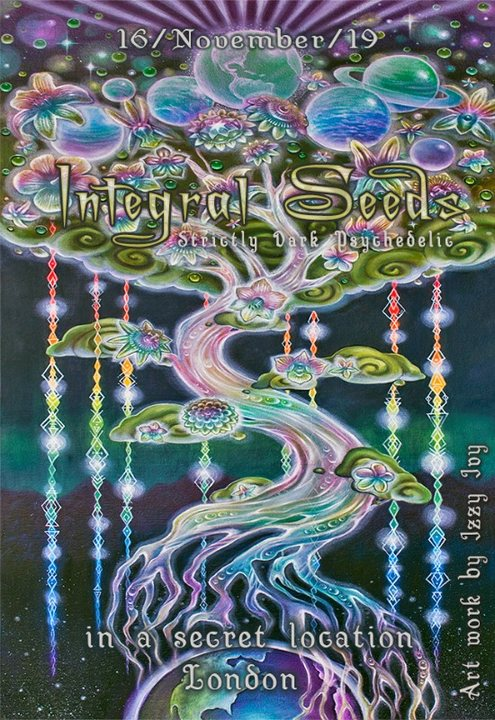 Integral Seeds 16 Nov '19, 22:00