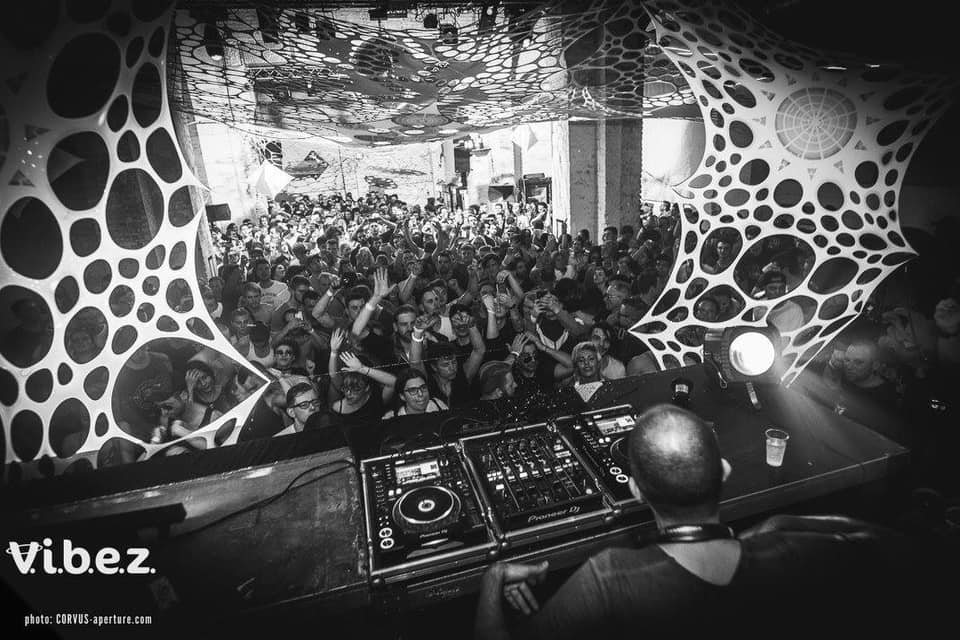 Lagoona Psychedelic Trance Night im ProjektX 16 Nov '19, 23:00