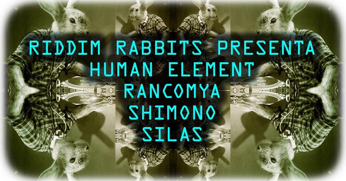 RIDDIM RABBITS 16 Nov '19, 23:00