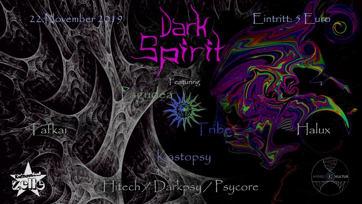 Dark Spirit 22 Nov '19, 23:00