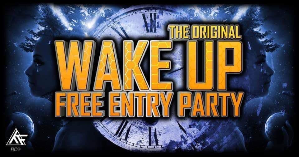 Wake Up / First TimeFloor Club 22 Nov '19, 22:00