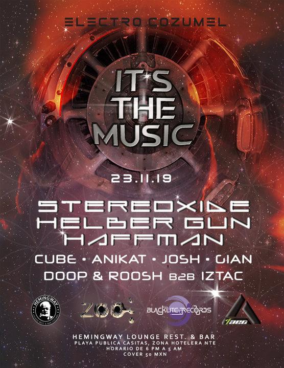 IT'S the MUSIC 23 Nov '19, 18:00