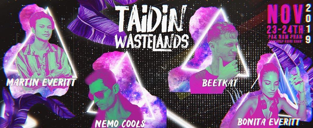 Taidin Wastelands 23 Nov '19, 19:00