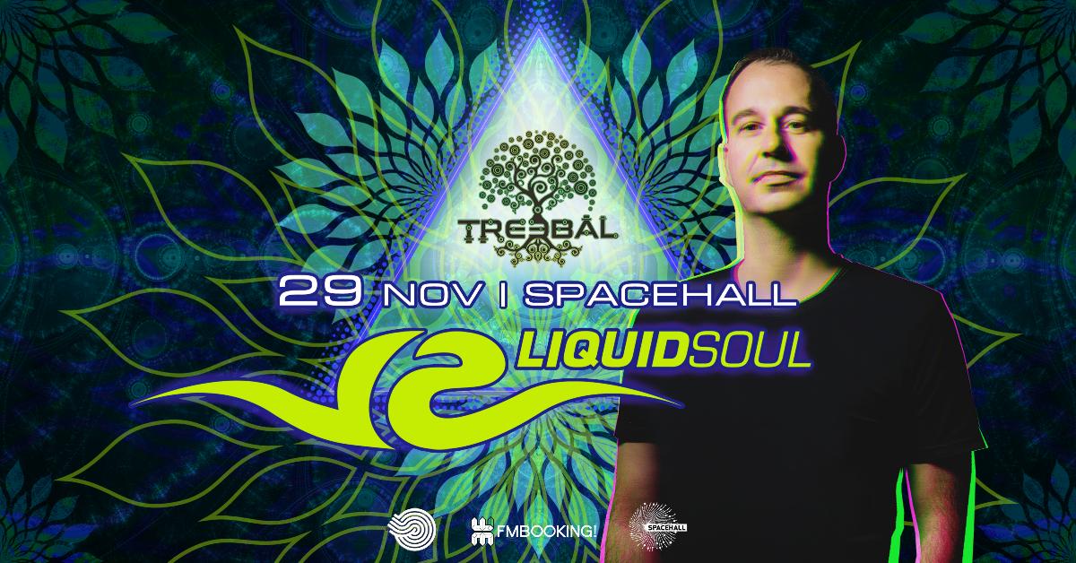 TREEBAL: LIQUID SOUL at SPACEHALL 29 Nov '19, 23:00