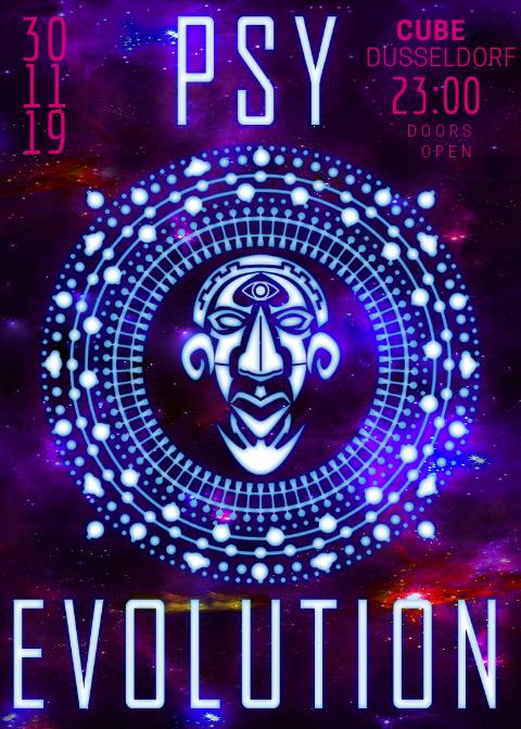 PsyEvolution 30 Nov '19, 23:00