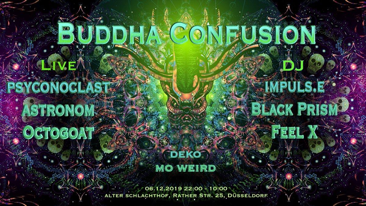 Buddha Confusion 6 Dec '19, 22:00