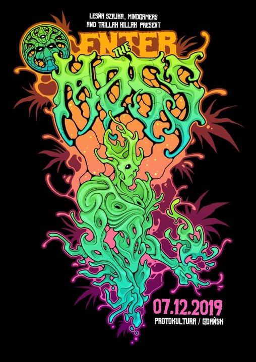 Enter The Moss 7 Dec '19, 21:00