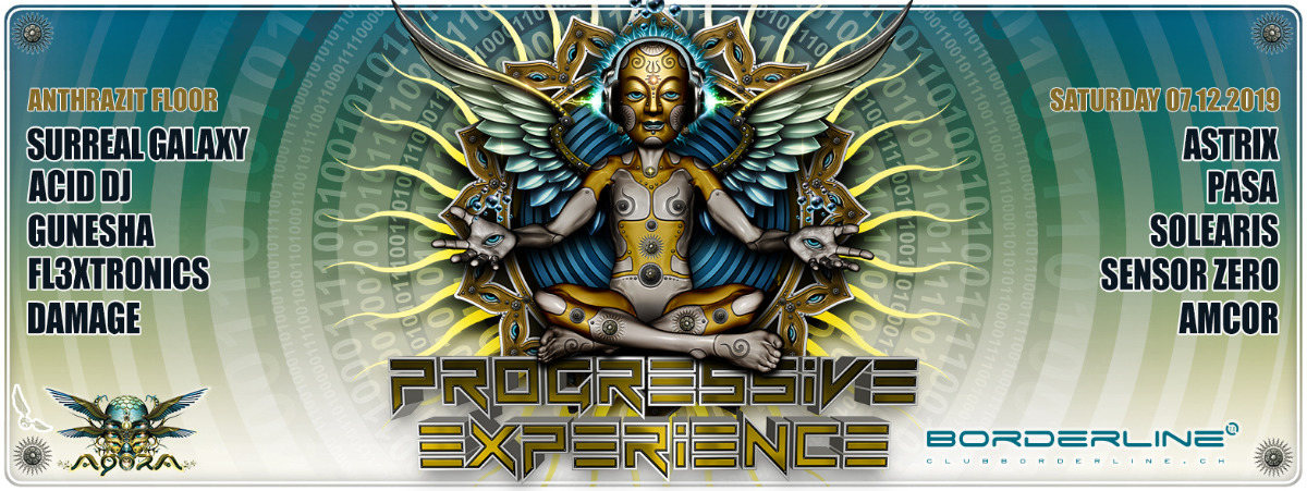 Progressive Experience meets Agora with Astrix 7 Dec '19, 23:00