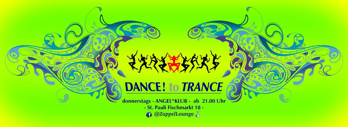 DANCE! to TRANCE 12 Dec '19, 21:00
