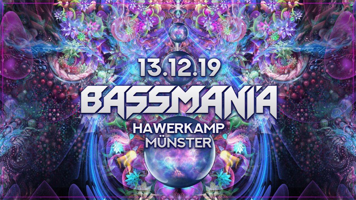 Bassmania 13 Dec '19, 23:00