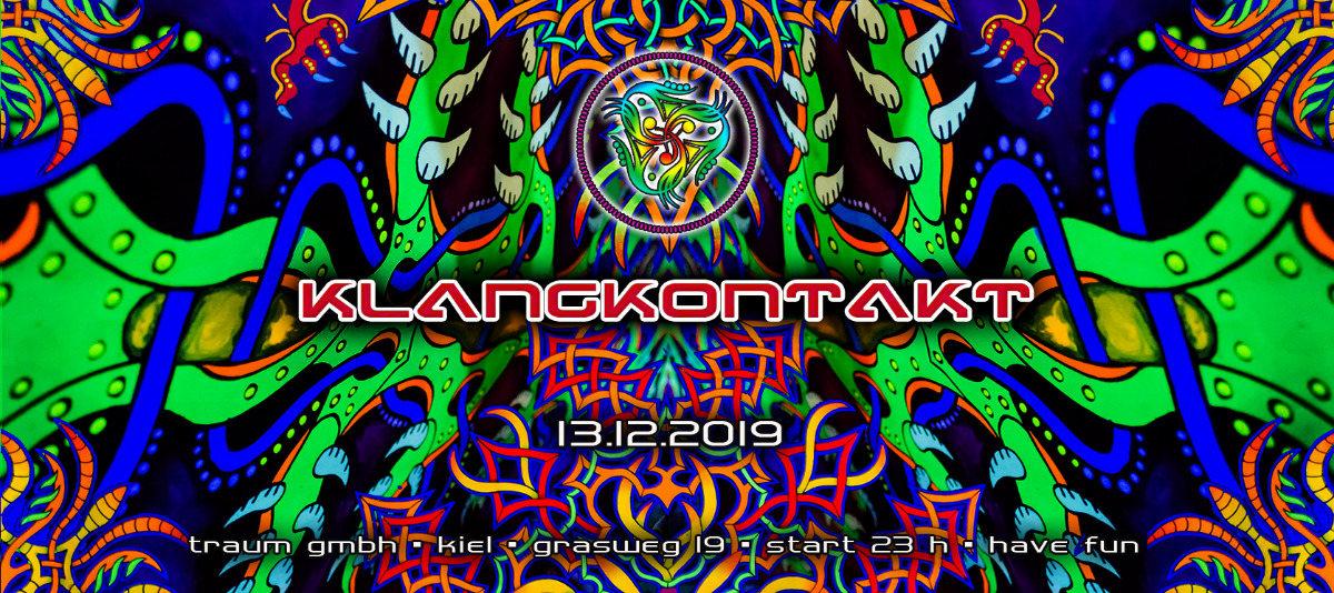 Klangkontakt 2019 13 Dec '19, 23:00