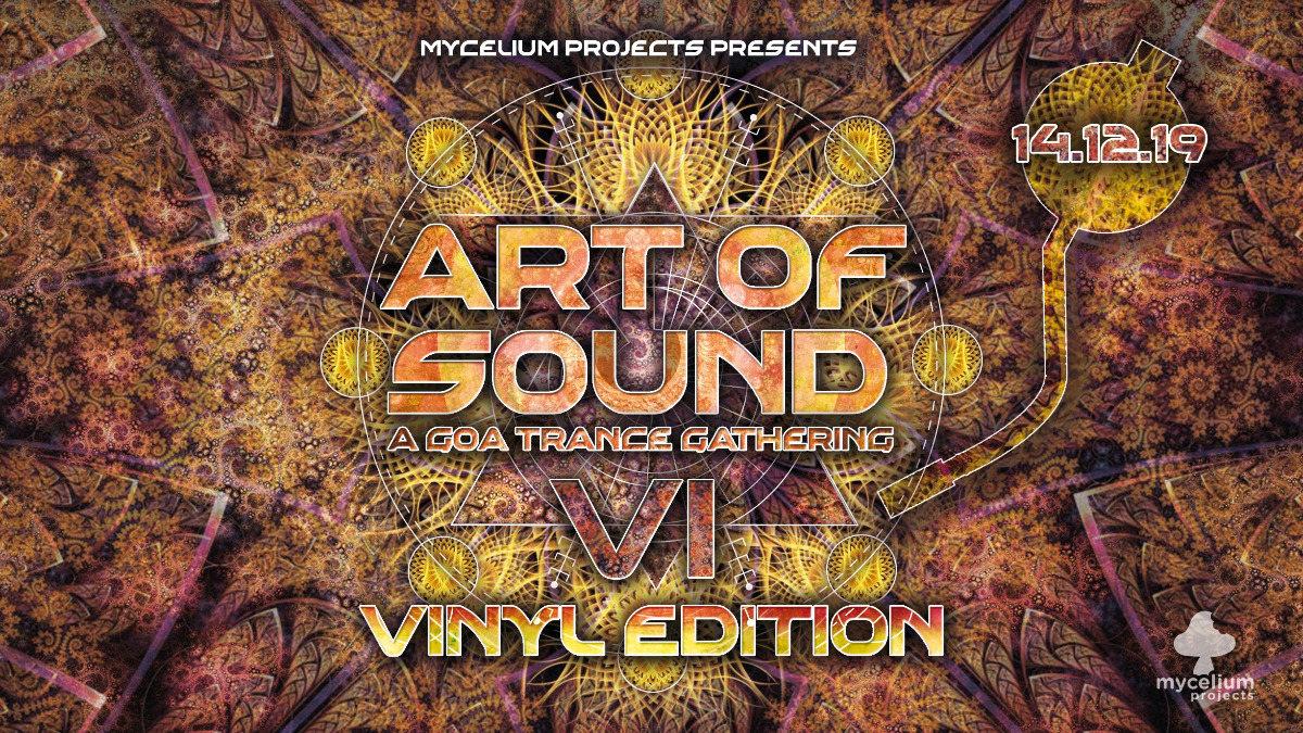 Art Of Sound VI - Vinyl Edition 14 Dec '19, 21:00