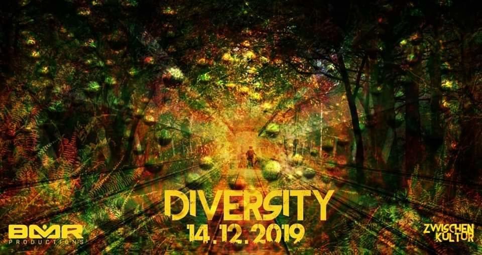 Diversity 14 Dec '19, 22:00